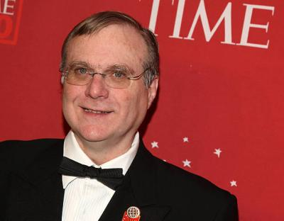 Microsoft Co-Founder Paul Allen, Dead at 65 - One News Page VIDEO