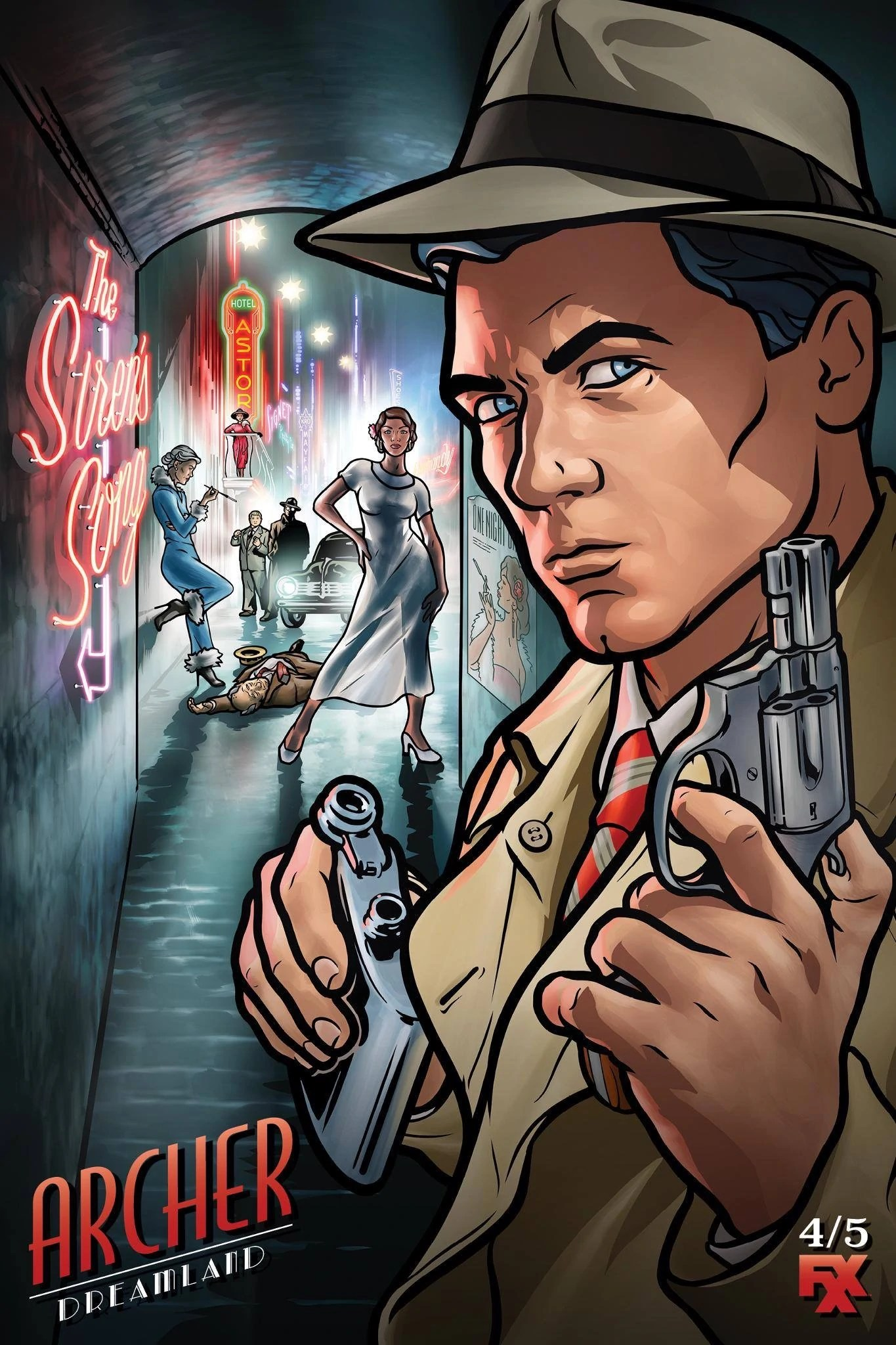 Season 8 | Archer Wiki | FANDOM powered by Wikia
