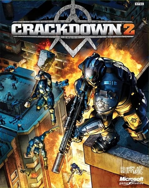 Crackdown 2 | Crackdown Wiki | FANDOM powered by Wikia