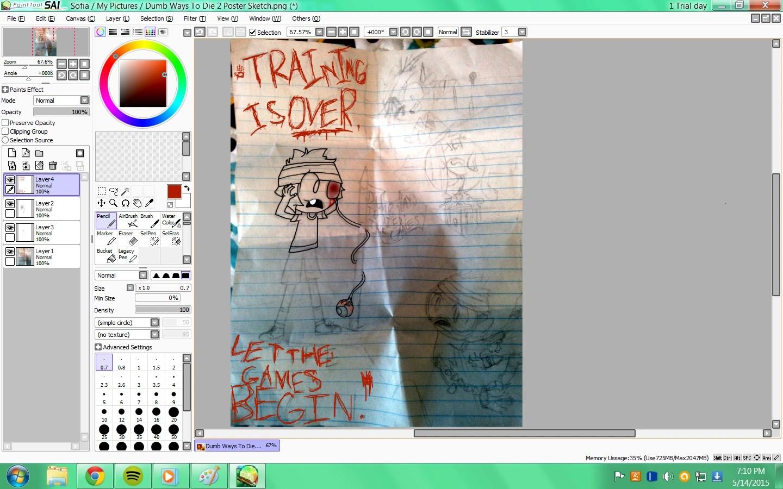 Stuff I draw :P | Dumb Ways to Die Wiki | FANDOM powered by Wikia
