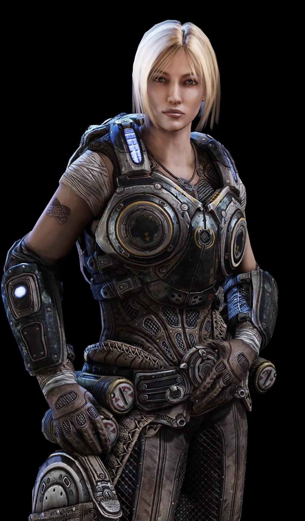 Anya Stroud   Gears of War   FANDOM powered by Wikia