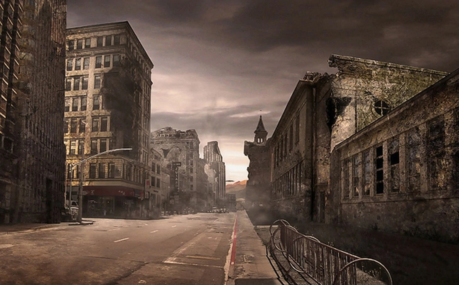 Image - City ruins.jpg | Hell Rising Wiki | FANDOM powered by Wikia