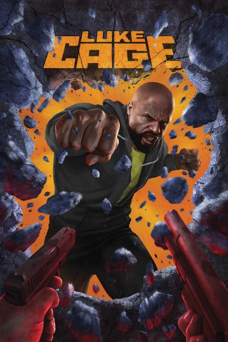 Luke Cage  Earth 616    Marvel Database   FANDOM powered by Wikia Luke Cage      Gallery