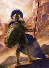 Spartan Hoplite   Rise Of Mythos Wiki   FANDOM powered by Wikia