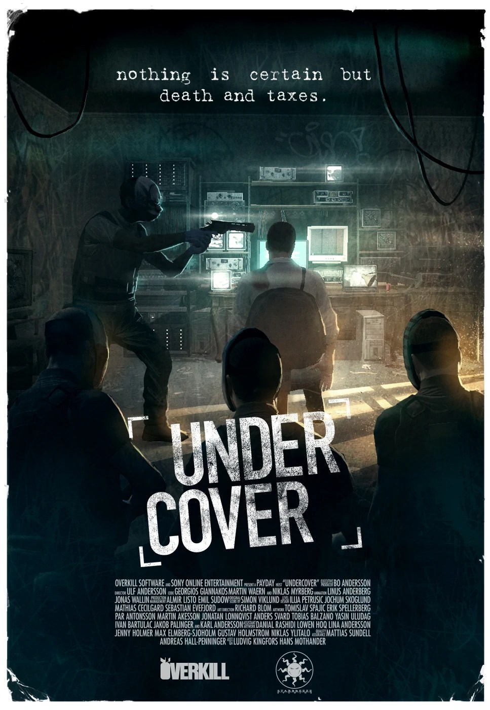 Undercover | Payday Wiki | FANDOM powered by Wikia