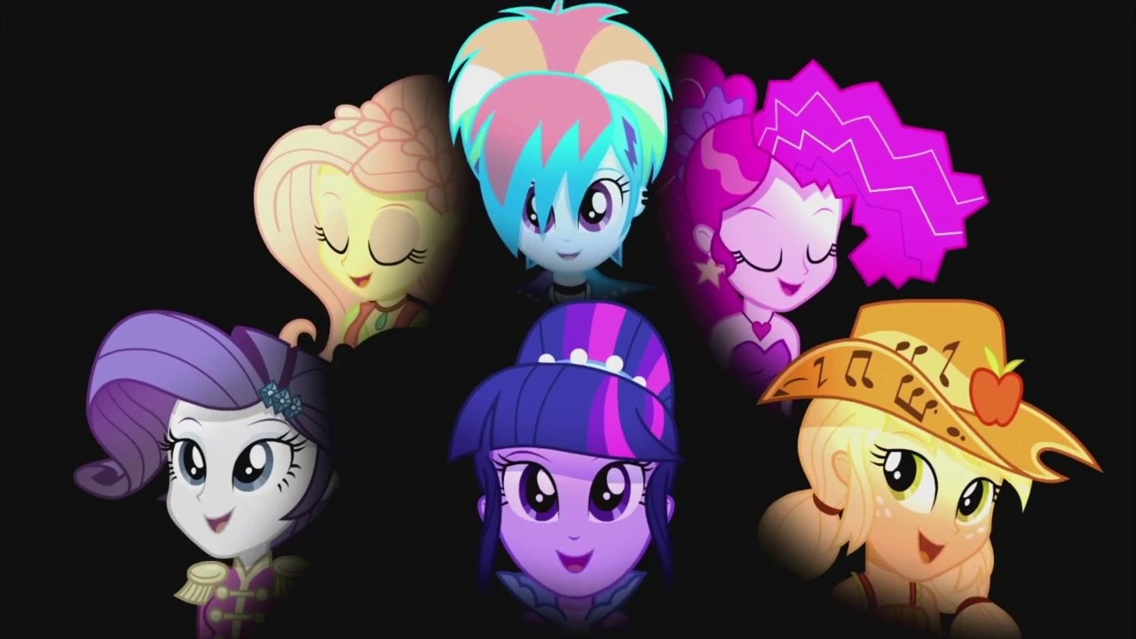 Friendship Through the Ages | My Little Pony Equestria Girls Wiki | Fandom powered by Wikia
