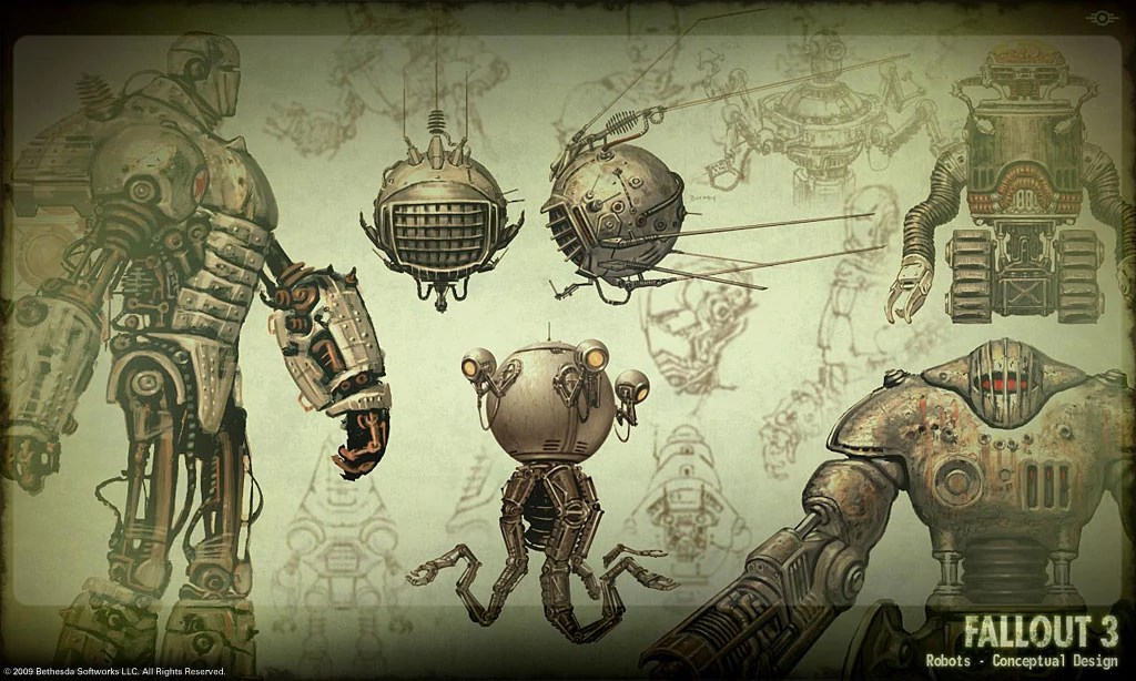 Fallout 3 robots and computers   Fallout Wiki   FANDOM powered by Wikia