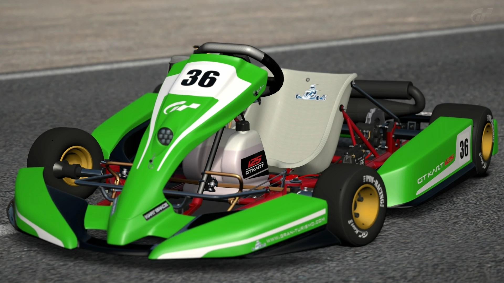 Gran Turismo RACING KART 125 | Gran Turismo Wiki | FANDOM powered by Wikia