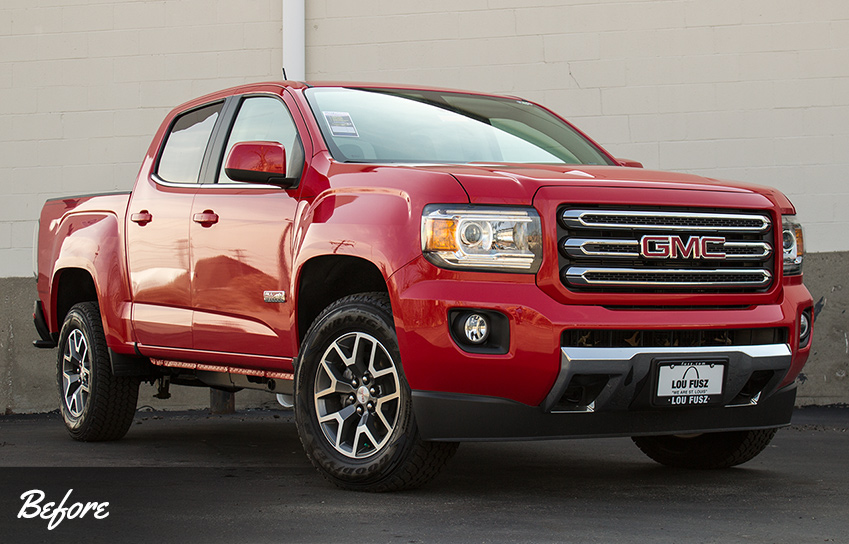 Canyon All Terrain Package   VIP Auto Accessories Canyon All Terrain Package on a 2016 GMC Canyon