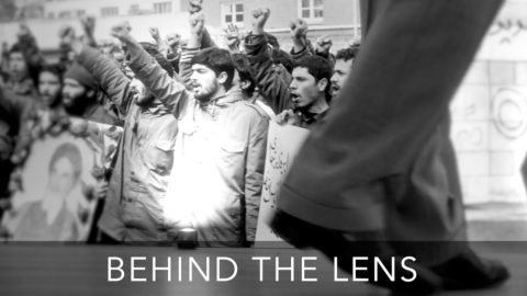 Behind The Lens - Peter Bregg