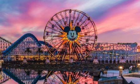 california attractions Disney Vacations You'll Love to Take... Even as an Adult! main image