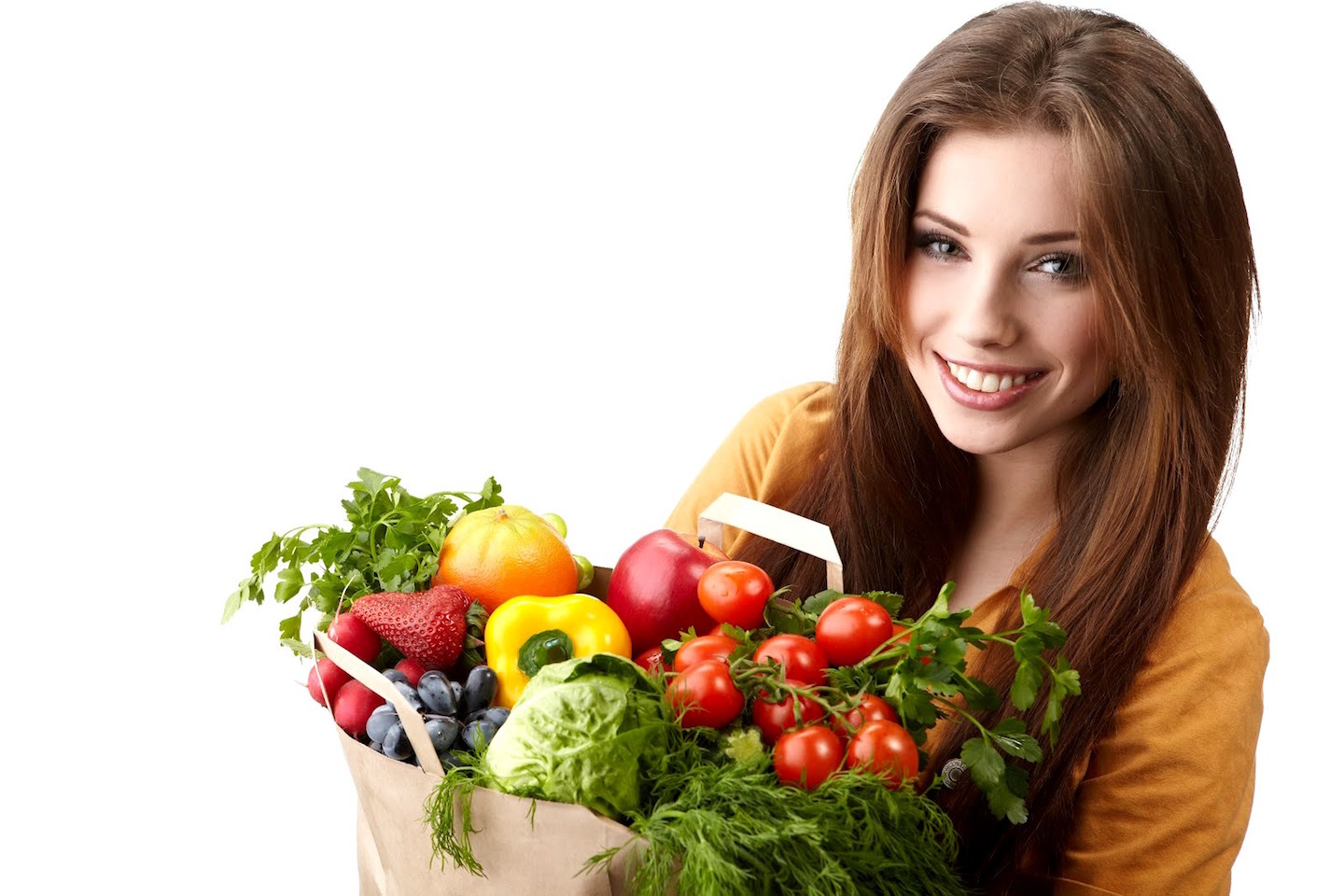 woman and groceries Is the ADD Diet For You? main image