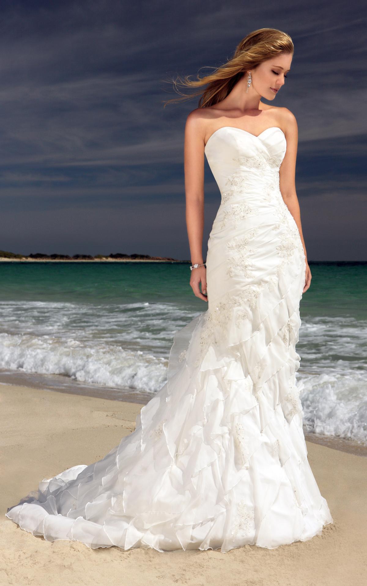 top 10 wedding dress style mermaid 2 mermaid style wedding dress Mermaid Wedding Dress Ella Bridals top 10 wedding dress style