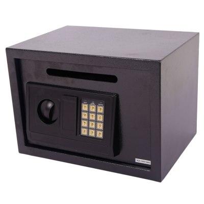 New Design Safe Boxs Digital Depository Cash Slot Drop Off Retail Security Vault