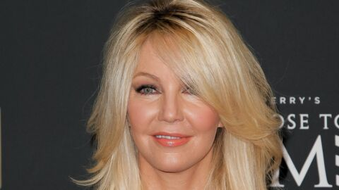 Heather Locklear   la star de Melrose Place hospitalis    e pour une     Heather Locklear   la star de Melrose Place hospitalis    e pour une
