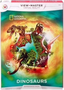View Master National Geographic Dinosaur Experience