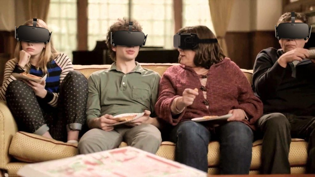 convincing parents to buy vr