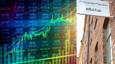Academedia rasar på börsen efter vinstvarning