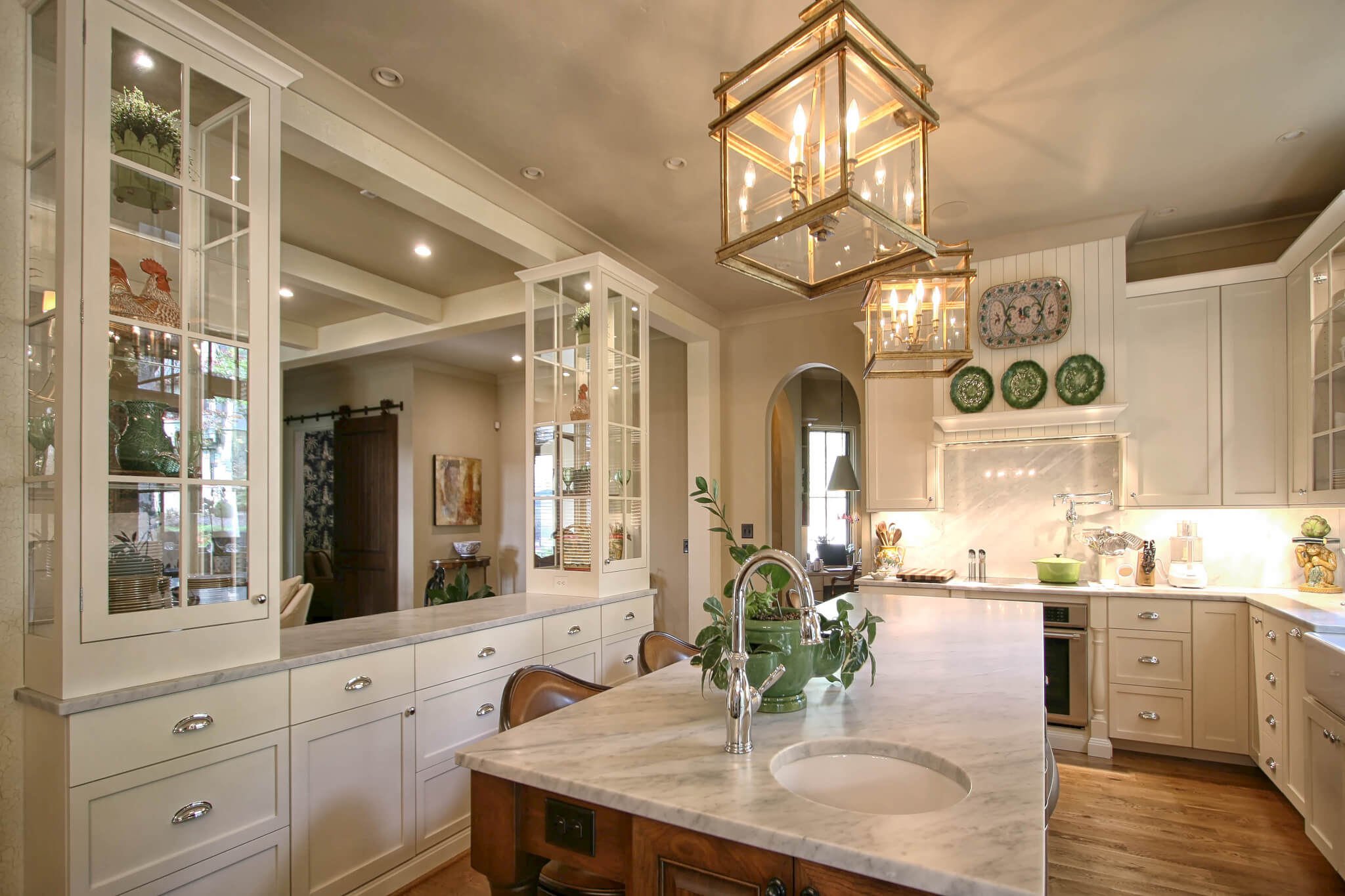 browse by style shaker style kitchen cabinets Transitional Style