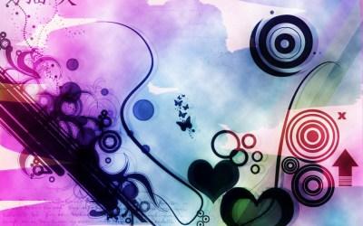 Abstract Love Wallpaper Image Pics Wallpaper