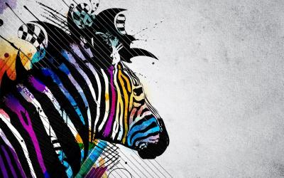 Zebra Wallpaper Image Picture #10914 Wallpaper | Cool Walldiskpaper.com