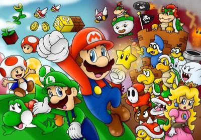 Super Mario Wallpaper 3D #14248 Wallpaper | WallDiskPaper