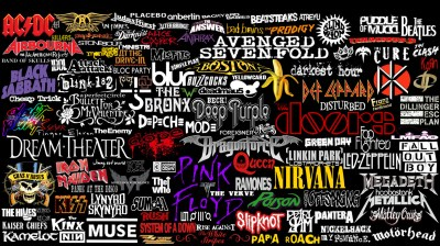 Band Logo Wallpapers Group (79+)