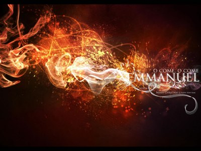 Come Emmanuel Wallpaper - Christian Wallpapers and Backgrounds