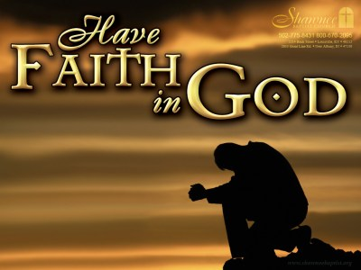 Faith in God Wallpaper - Christian Wallpapers and Backgrounds