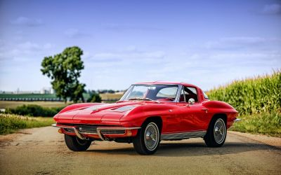62 Best Free Vintage Corvette Wallpapers - WallpaperAccess