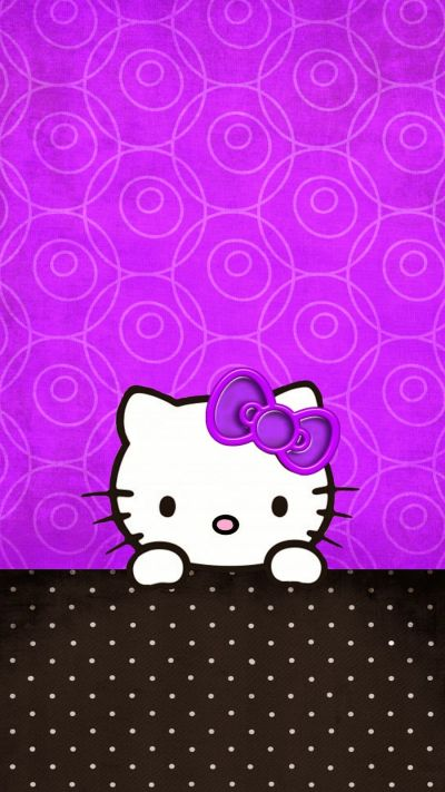 Hello Kitty Leopard iPhone Wallpapers - Top Free Hello Kitty Leopard iPhone Backgrounds ...