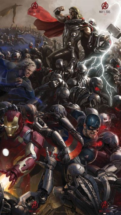 Avengers iPhone Wallpapers - Top Free Avengers iPhone Backgrounds - WallpaperAccess