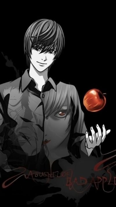 Death Note Phone Wallpapers - Top Free Death Note Phone Backgrounds - WallpaperAccess