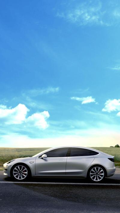 Tesla iPhone Wallpapers - Top Free Tesla iPhone Backgrounds - WallpaperAccess