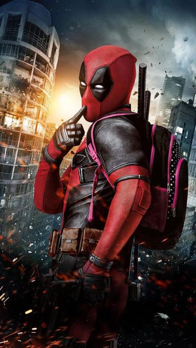 Deadpool 2 iPhone Wallpapers - Top Free Deadpool 2 iPhone Backgrounds - WallpaperAccess
