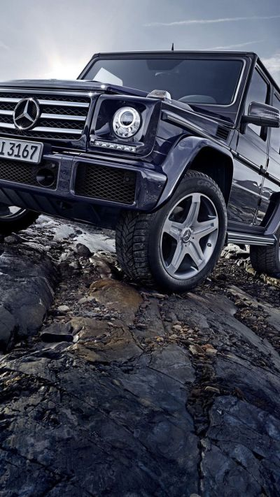 16 Best Free Mercedes G Wagon iPhone Wallpapers - WallpaperAccess