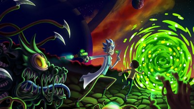 Rick and Morty 1920X1080 Wallpapers - Top Free Rick and Morty 1920X1080 Backgrounds ...