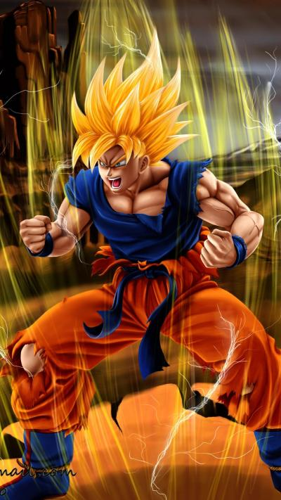 DBZ iPhone Wallpapers - Top Free DBZ iPhone Backgrounds - WallpaperAccess