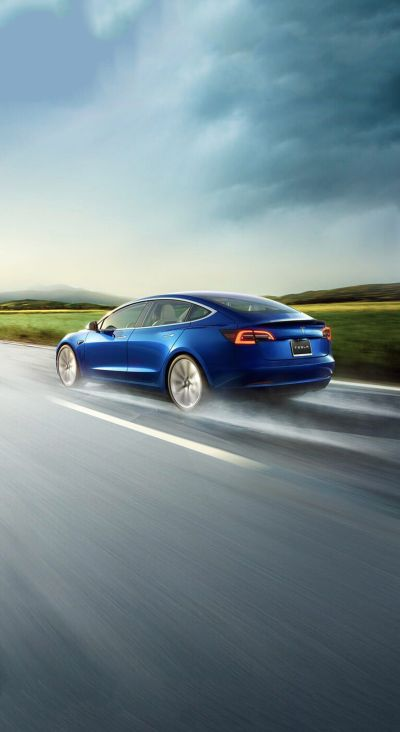 Tesla Model 3 iPhone Wallpapers - Top Free Tesla Model 3 iPhone Backgrounds - WallpaperAccess