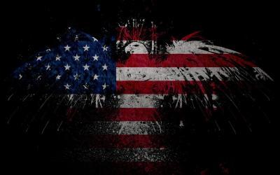 USA Flag Wallpapers - Wallpaper Cave