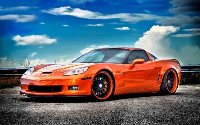 Corvette Wallpapers - Wallpaper Cave