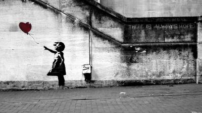 Banksy HD Wallpapers - Wallpaper Cave