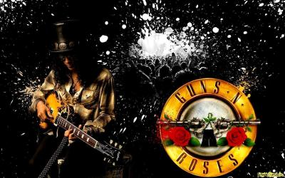 Guns And Roses Wallpapers - Wallpaper Cave