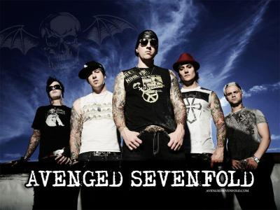 Avenged Sevenfold Wallpapers - Wallpaper Cave