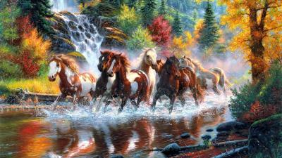 Wild Horses Wallpapers - Wallpaper Cave