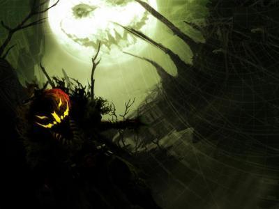 Cool Halloween Backgrounds - Wallpaper Cave