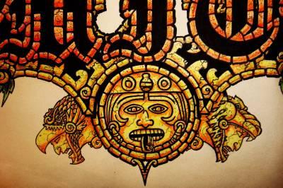 Aztec Warrior Wallpapers - Wallpaper Cave