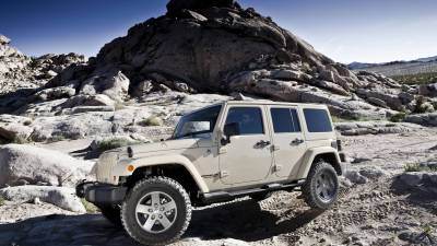 Jeep Wrangler Wallpapers - Wallpaper Cave