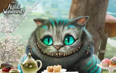 Cheshire Cat Backgrounds - Wallpaper Cave