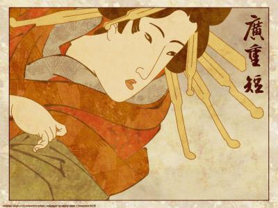 Ukiyo-e Wallpapers - Wallpaper Cave